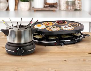 Meilleurs appareils de cuisson conviviale