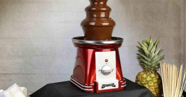 Classement des meilleures fontaines à chocolat