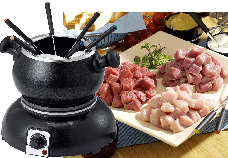 Choisir appareil a fondue