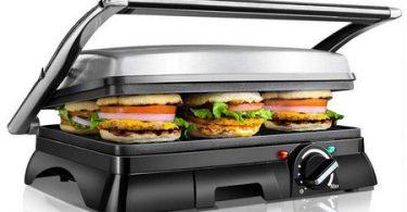 Bien utiliser sa machine à panini