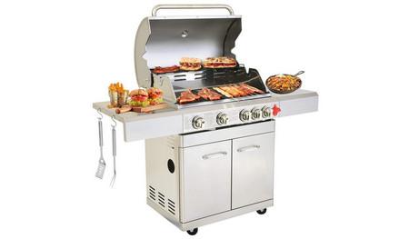 Test barbecue gaz Greaden Phénix