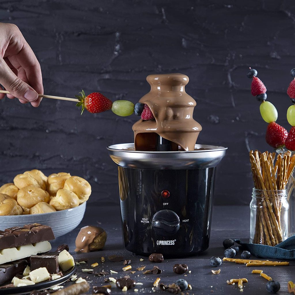Meilleure fontaine a chocolat